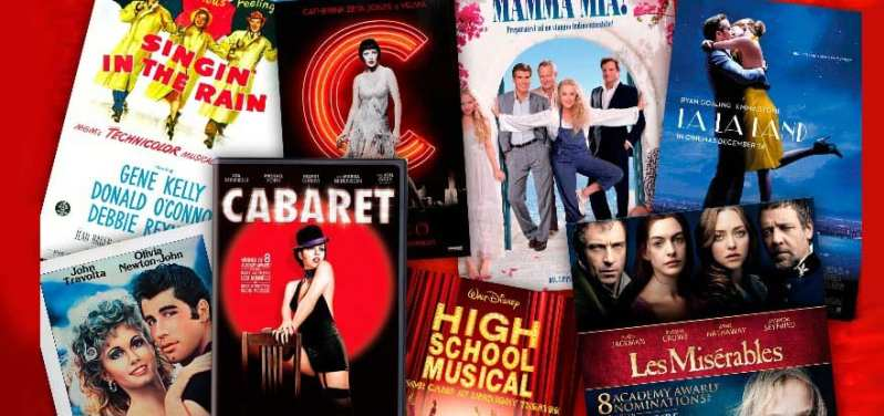 Nueva semana musical: ¡Musicales de Hollywood!