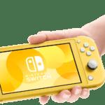 NSwitchLiteYellow 2 150x150 - Nintendo trae la historia viva del videojuego nipón al XXIV Salón del Manga de Barcelona