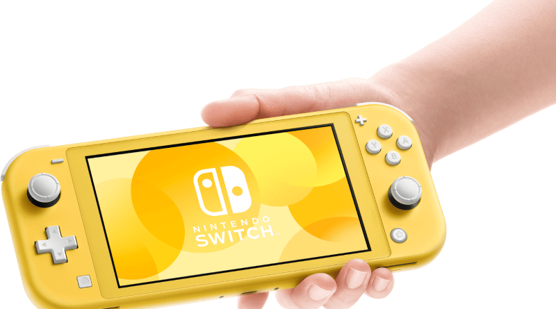 Nintendo Switch Lite ya está disponible