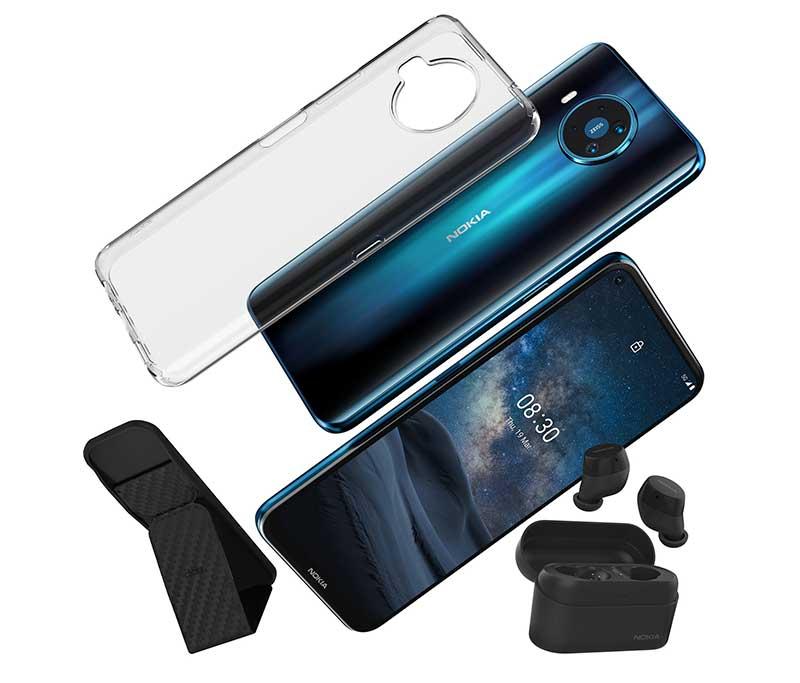 Nokia 8 - Nuevos lanzamientos de Nokia: su primer smartphone 5G, dos gamas de entrada y auriculares true wireless