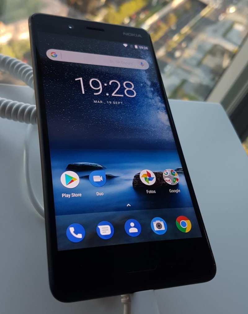 Nokia 8: primeras impresiones del nuevo tope de gama de Nokia