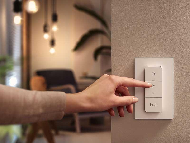 Nuevo Philips Hue Dimmer - Cómo ahorrar en la factura de la luz y hacer nuestro hogar más confortable