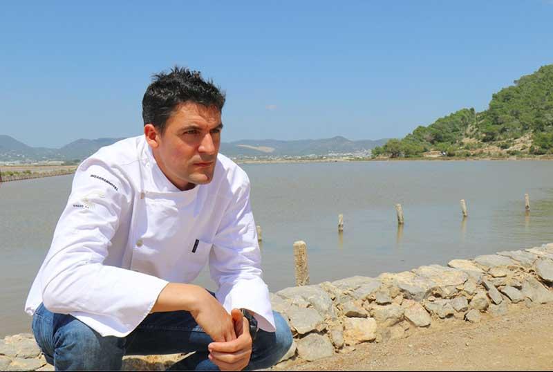 Oìscar Molina - La alta cocina del atún rojo en todos los hogares gracias a Balfegó