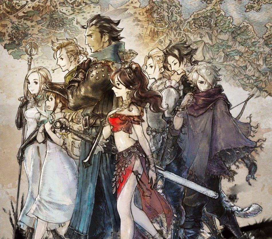 OctopathTraveler - Nintendo trae la historia viva del videojuego nipón al XXIV Salón del Manga de Barcelona