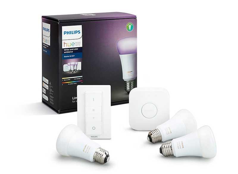 Philips Hue White and Color Ambience - Cómo ahorrar en la factura de la luz y hacer nuestro hogar más confortable
