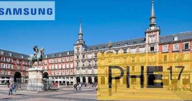 El Ayuntamiento de Madrid, Samsung y PHotoESPAÑA