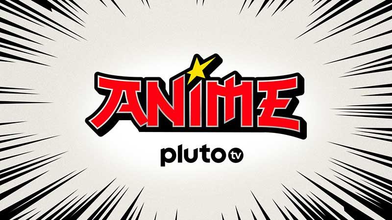 PlutoTVAnime featuredImage - Pluto TV añade 5 nuevos canales de cara al próximo verano