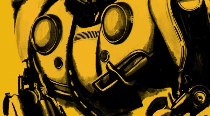 PosterExclusivoComicCon Bumblebee - La Comic-Con nos trae el tráiler de Bumblebee