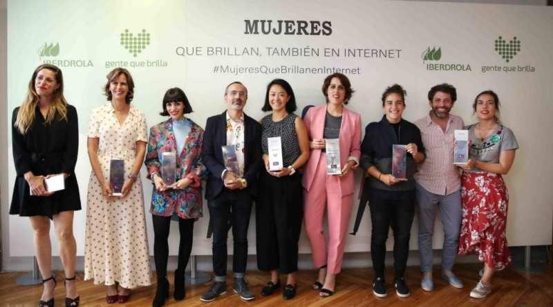 Gente que brilla premia a las mujeres que marcan tendencia en Internet