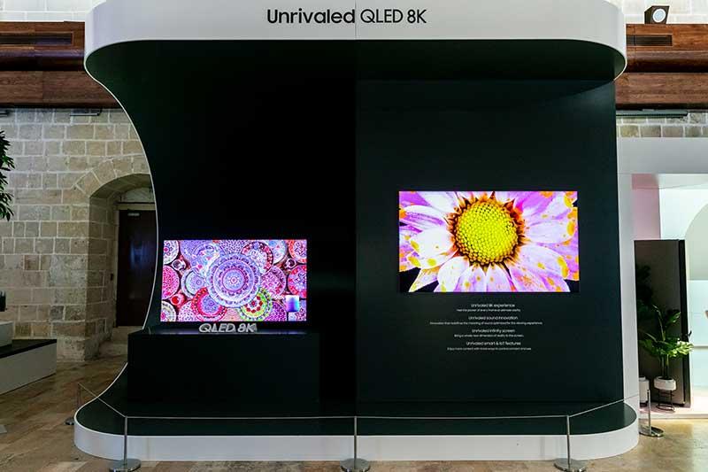 Q950TS QLED 8K - Samsung se suma a la Cátedra de RTVE para lanzar la primera emisión piloto de señal UHD 8K