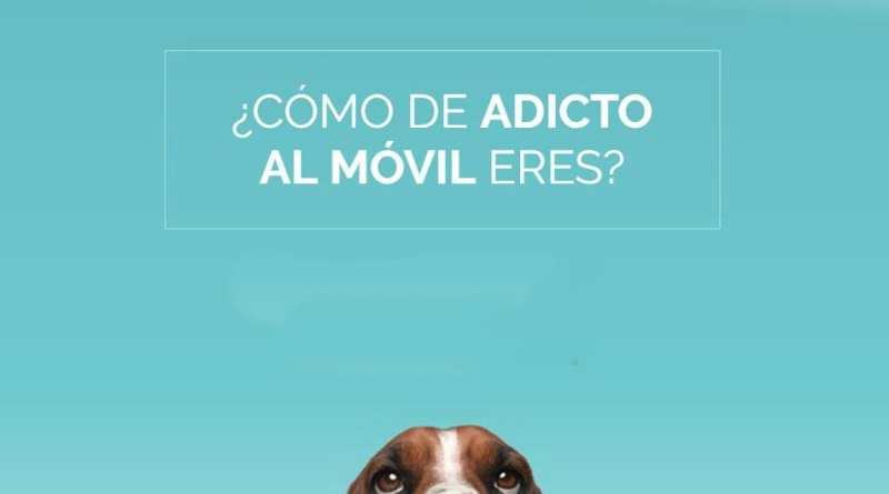 ¿Tienes adicción al móvil?