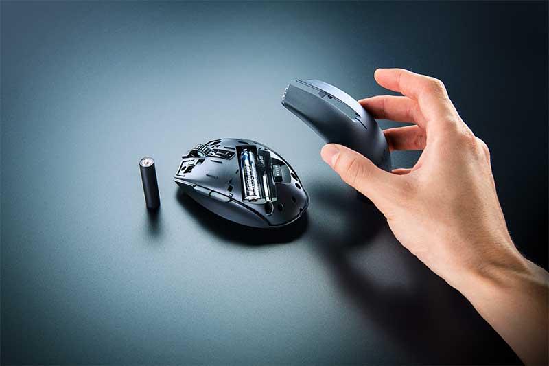 Razer Orochi V2 Gaming 5 - Razer Orochi V2: nuevo ratón gamer ultraligero