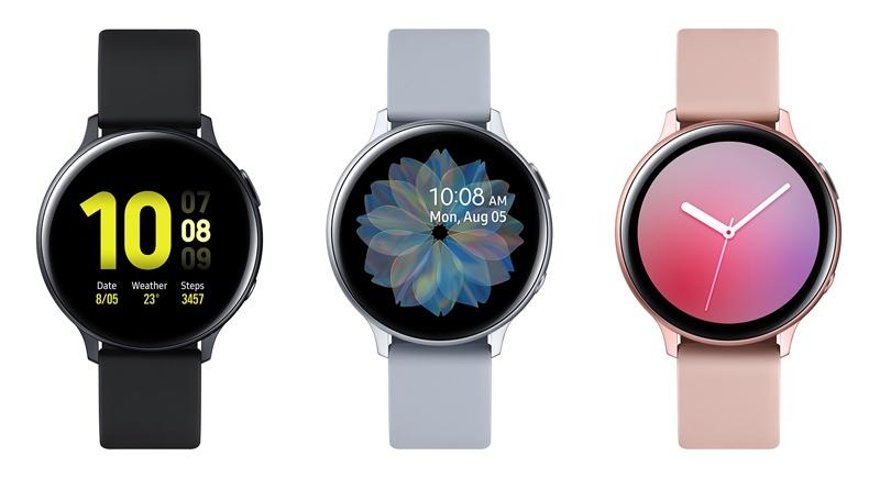 Samsung Galaxy Watch Dest - El Samsung Galaxy Watch puede medir tu presión arterial
