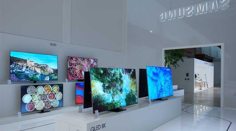 Samsung UHD 8K