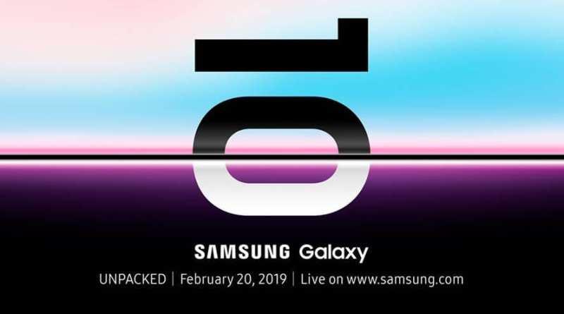 Ya conocemos cuándo se presentará el Samsung Galaxy S10 (y no será en el MWC)