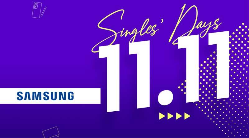Samsung Singles' Day