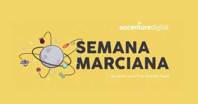 La semana marciana de Liquid IT de Accenture Digital
