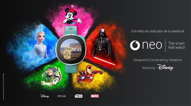 Smartwatch_Vodafone_Disney