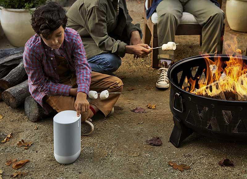 Sonos Move White - Por fin es viernes... Viernes negro: llega el Gran Bazar del Black Friday