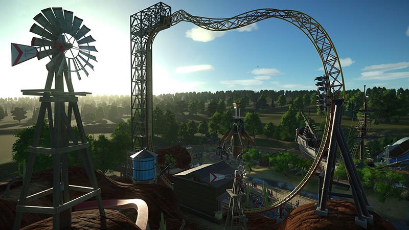 Summer Update 4 - Ya puedes reservar Planet Coaster: Console Edition