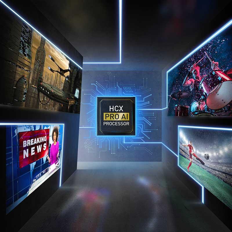Televisor Panasonic JZ2000 2 - Nuevo televisor OLED Panasonic JZ2000: inteligencia artificial y novedades para gamers