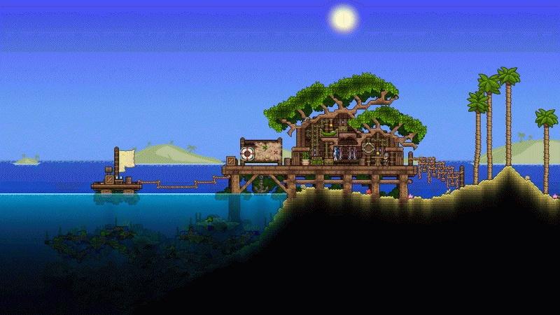 Terraria Switch 2 - Terraria cómo sobrevivir 2 Noches