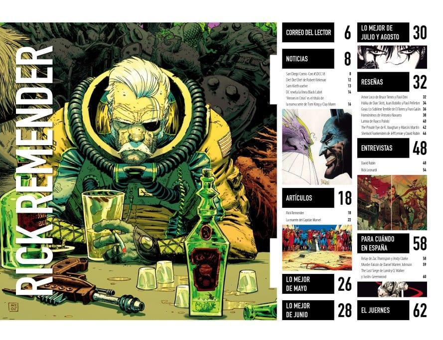 Tomos Y Grapas 4 - Tomos y grapas Magazine: la nueva revista de cómics
