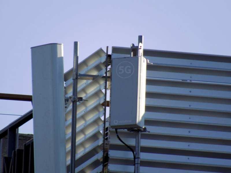 Ya está aquí el 5G: Vodafone comienza el despliegue