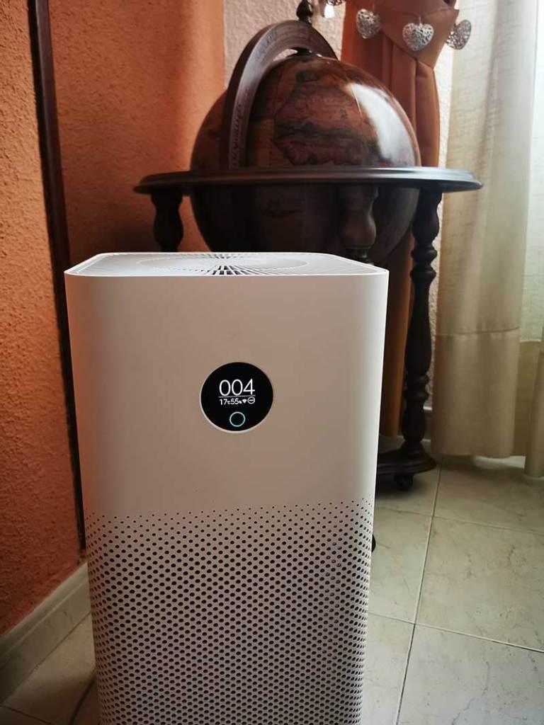 Xiaomi Mi Air Purifier 3H 1 768x1024 - Xiaomi Mi Air Purifier 3H: review del purificador de aire que tu casa necesita