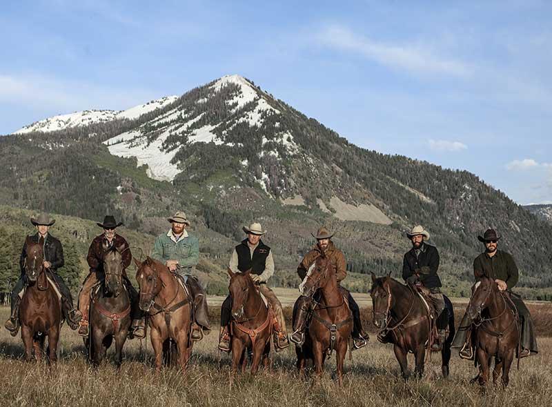 Yellowstone 10 - Paramount Network estrena hoy Yellowstone, la nueva serie de Kevin Costner