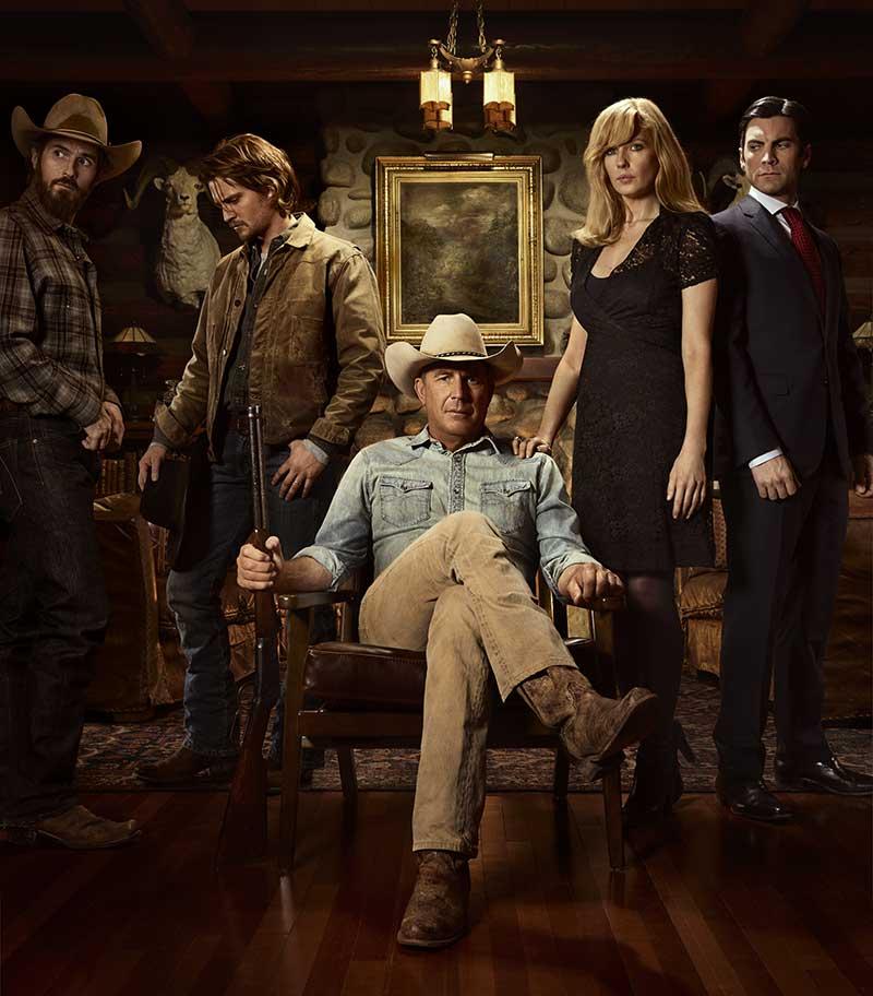 Yellowstone Paramount Network 3 - Paramount Network estrena hoy Yellowstone, la nueva serie de Kevin Costner