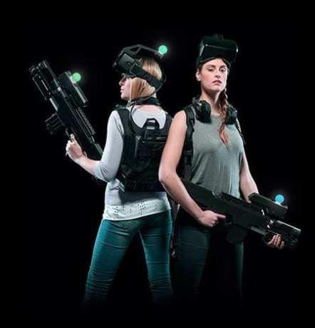 ZERO LATENCY - La realidad virtual de Zero Latency supera las 500.000 partidas jugadas