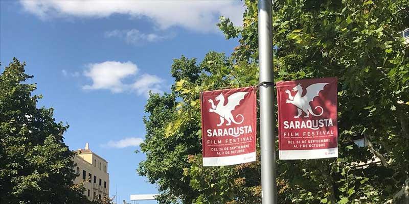 Zaragoza Saraqusta - Hoy comienza el Saraqusta Film Festival, certamen internacional de series y cine histórico de Zaragoza