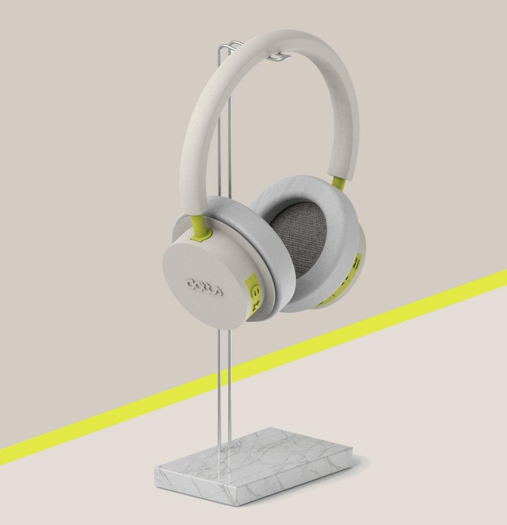 auriculare de dotts - Dotts lanza los primeros auriculares fabricados con impresora 3D
