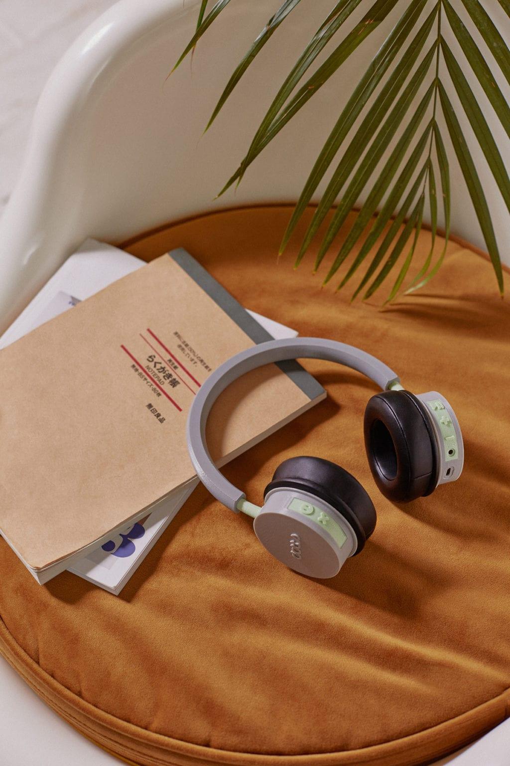 dotts auriculares - Dotts lanza los primeros auriculares fabricados con impresora 3D