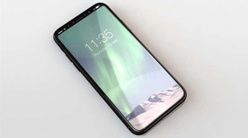 iPhone 8: pantalla sin bordes y reconocimiento facial