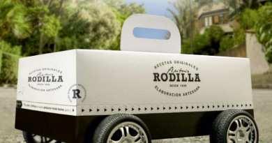 Rodilla inicia su servicio de entrega a domicilio