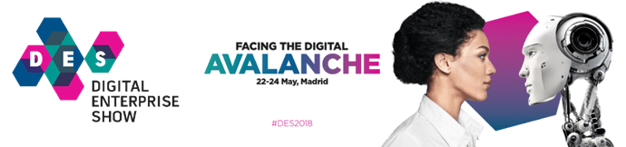 image001 - DES, DIGITAL ENTERPRISE SHOW llega a Madrid el 22, 23 y 24 de Mayo