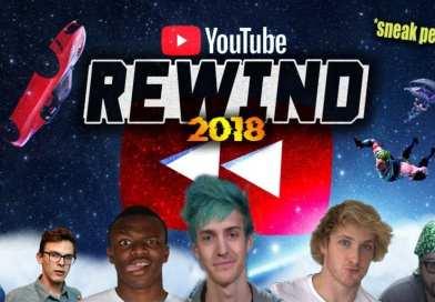 Y los vídeos más vistos en Youtube en 2018 son… (YOUTUBE REWIND GLOBAL 2018)