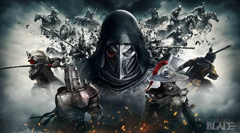Conqueror's Blade: Paladin