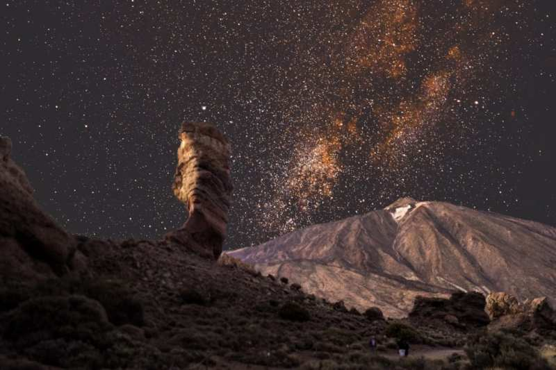 photostudio 15335692644595647446637883205027 - Tres propuestas mágicas para ver la lluvia de estrellas