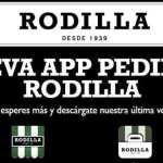 Rodilla renueva su app ¡a lo grande!