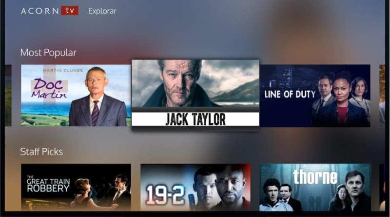 Acorn TV aterriza en España