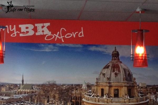 Un día en Oxford