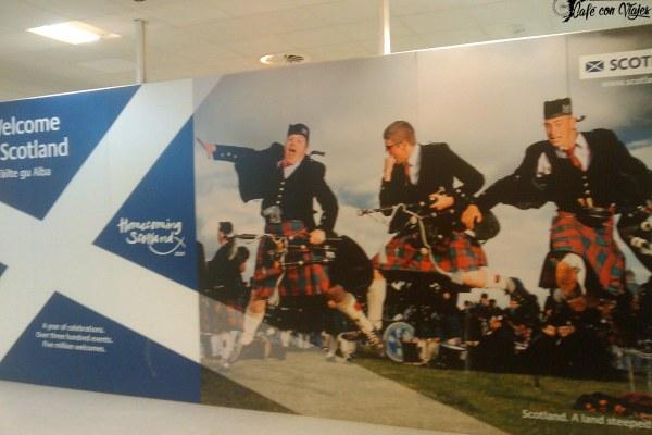 Viaje a Escocia: preparativos y plan de viaje