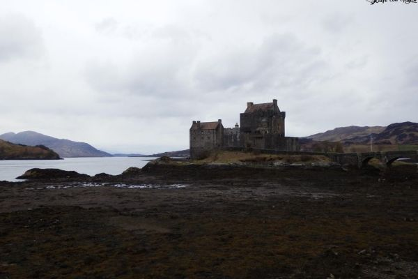 Escocia en coche: Fairy Glen, Quiraing, Old Man of Storr, Portree, castillo Eilean Donan