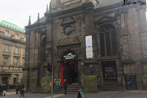 Escocia en coche: Edimburgo