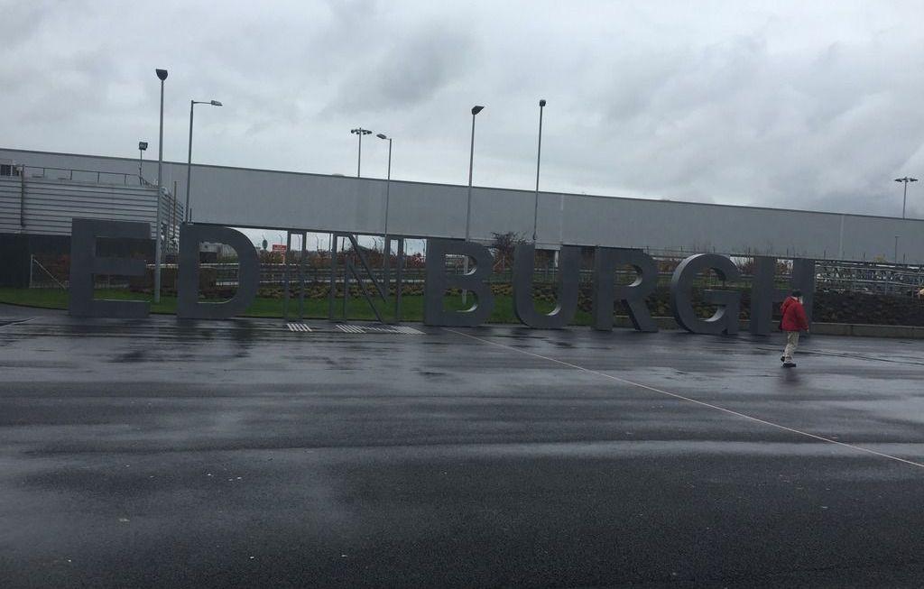 Como llegar desde el aeropuerto de Edimburgo al centro de la ciudad