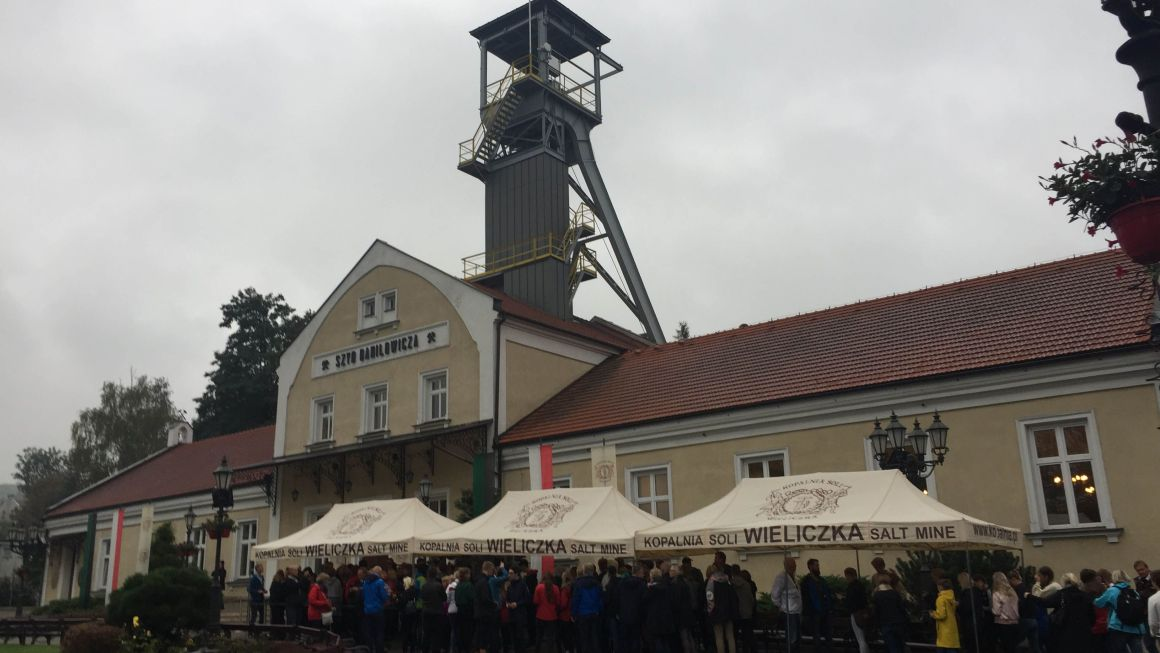 Una mañana recorriendo Las Minas de Sal de Wieliczka