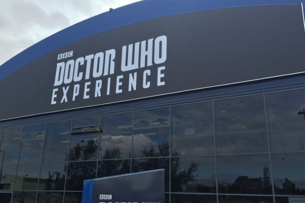 De visita por la Doctor Who Experience en Cardiff